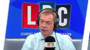 Nigel Farage clashes with business owner over new immigration system [Video]