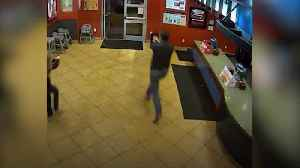 Married cops on date night foil armed robbery [Video]