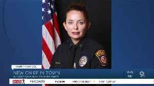 Kara Riley took the helm of the Oro Valley Police Department Wednesday. [Video]