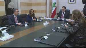 IMF team in Lebanon to help tackle economic crisis