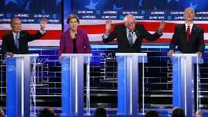 Top Moments From the Democratic Debate in Nevada [Video]