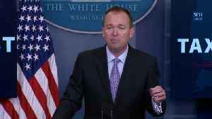 Mulvaney Says There Are 'Gladiator-Like Fights' In Trump White House [Video]