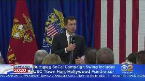 Pete Buttigieg To Make Campaign Swing Through SoCal [Video]