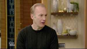 Bob Odenkirk Gets to Improvise on 'Better Call Saul' [Video]