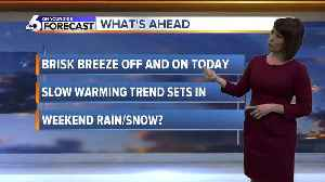 Rachel Garceau's On Your Side forecast 2/20/20 [Video]