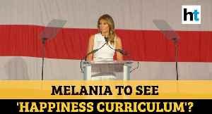 Watch: Will Melania Trump visit Delhi govt school during US President's trip? [Video]