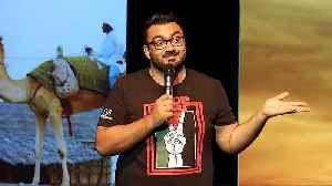 Dubai shows its funny side [Video]
