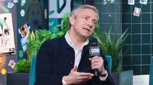 Martin Freeman Remembers Getting His Start In Sketch Comedy With Olivia Coleman And Ricky Gervais [Video]