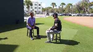 Derek Shelton Prepares For New Challenge With The Pittsburgh Pirates [Video]