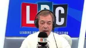 Nigel Farage absolutely loves the disastrous Democratic debate [Video]