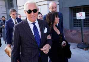 Roger Stone Sentenced to 40 Months in Prison [Video]