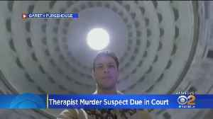 Suspect In Hollywood Therapist's Murder Could Face Death Penalty [Video]
