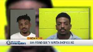 25-year-old man found guilty of killing Akron pizza worker [Video]
