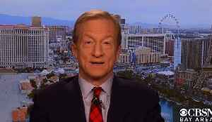 CAMPAIGN 2020: Democratic candidate Tom Steyer Talks About Last Night's Debate [Video]
