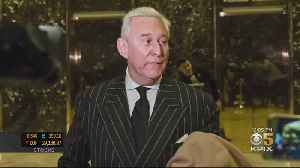 Trump Ally Roger Stone Receives Reduced Sentence Of 40 Months In Jail [Video]