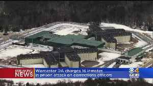 16 Souza-Baranowski Inmates Charged With Assault For January Fight [Video]