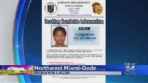 Police Seeking Info In NW Miami-Dade Murder [Video]