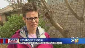 SMU Professor Talks Sharp Exchanges, Big Ratings Seen In Democratic Debate [Video]