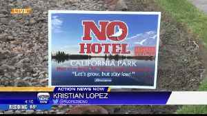 Proposed hotel causes concerns [Video]