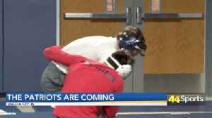 Pair of Patriots Heading To Indy [Video]