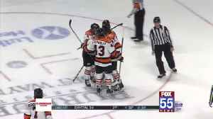 Komets top Wings for fourth win in last five games [Video]