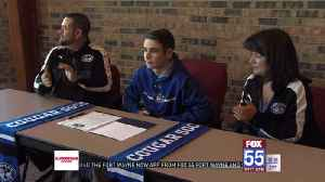 Concordia's English signs to play soccer at USF [Video]