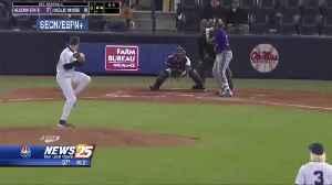 NCAA Baseball: Ole Miss vs. Alcorn State [Video]
