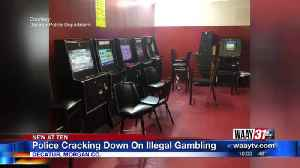 Police cracking down on illegal gambling [Video]