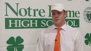 Jacob Brigman Signs With Vols [Video]