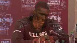 Mississippi State holds South Carolina at bay 79-76 [Video]