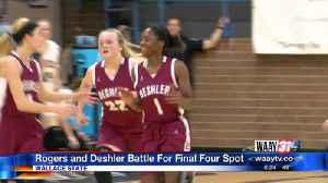 Deshler wins big against Rogers [Video]