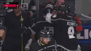 Los Angeles Kings vs. Florida Panthers - Game Highlights [Video]