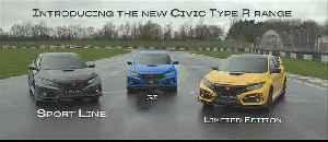 2020 The new Honda Civic Type R Range [Video]