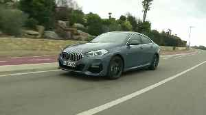 The first-ever BMW 220d Gran Coupe Driving Video [Video]