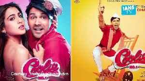 Varun Dhawan celebrates 'Coolie No 1' wrap with pancakes [Video]