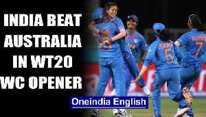 ICC Women's T20 WC: Poonam Yadav, Deepti Sharma hand India big win over Australia | Oneindia News [Video]