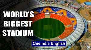 India to become home to world's biggest cricket stadium| OneIndia News [Video]