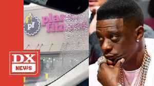 Boosie Badazz Banned From Planet Fitness For Dwyane Wade Transgender Child Comments [Video]
