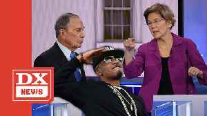 Someone Set Elizabeth Warren's Roast Of Mike Bloomberg To Nas' 'Ether' Beat [Video]