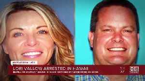 Lori Vallow, mother of missing Idaho children, arrested in Hawaii on $5 million warrant [Video]