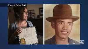 Phoenix police sergeant helps family get fallen officer's name on D.C. memorial [Video]