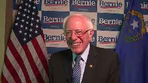 Raw interview with Bernie Sanders [Video]