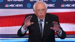 Democrats criticize Bernie Sanders for his supporters behaviors during debate [Video]