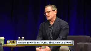 Dan Gilbert to give first public speech since stroke [Video]