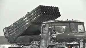 Russia MoD Flaunts Upgraded Rocket Launcher In War Games [Video]