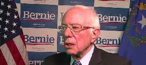 One-on-one with Bernie Sanders [Video]