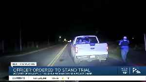 Oklahoma Police Officer Ordered To Stand Trial [Video]