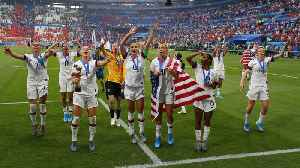 U.S. Women's National Team Asks For $66.7M In Soccer Federation Suit [Video]