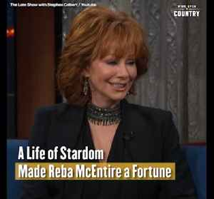 A Life of Stardom Made Reba McEntire a Fortune [Video]