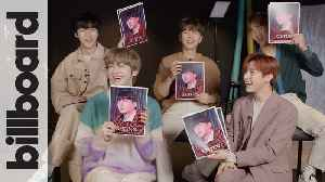Monsta X Play 'How Well Do You Know Your Bandmates?' | Billboard [Video]